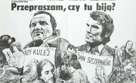 """Stare filmy, do których mam słabość: """"Przepraszam, czy tu biją?"""" (1976)"""