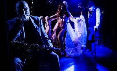 "Bob Salmieri Bastarduna Quintet ""…and Mama was a belly dancer"" – recenzja"